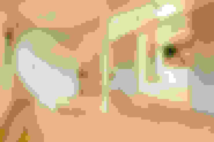 ห้องนอน by 株式会社ミユキデザイン(miyukidesign.inc)