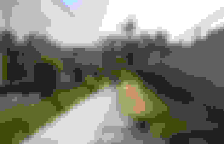 Jardines de estilo  por Estudio de paisajismo 2R PAISAJE