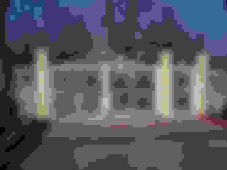 حديقة تنفيذ Teknik Metal Ferforje