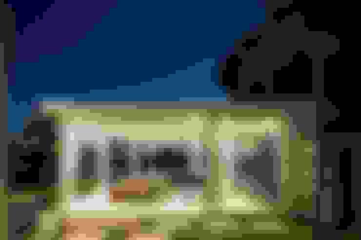 Projekty,  Domy zaprojektowane przez Kali Arquitetura