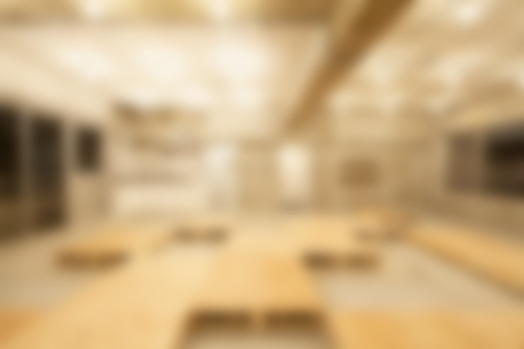 パレットの配置例: 株式会社クラスコデザインスタジオが手掛けたリビングです。