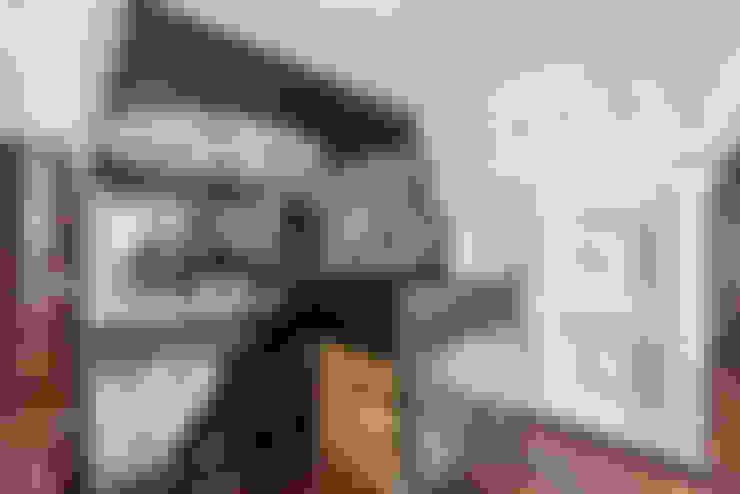 Интерьер квартиры в стиле Эклектики: Коридор и прихожая в . Автор – Belimov-Gushchin Andrey