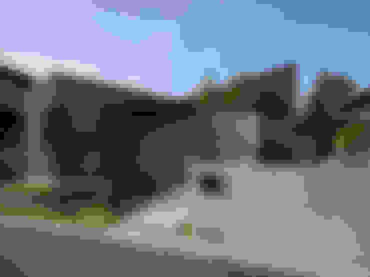堺市の住宅 / 縁側のある家: 一級建築士事務所アールタイプが手掛けた家です。
