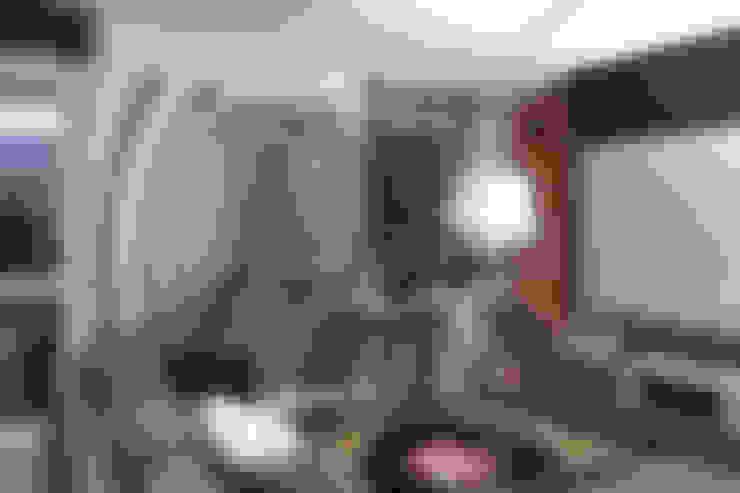 fototapeta w salonie: styl , w kategorii Salon zaprojektowany przez RED design