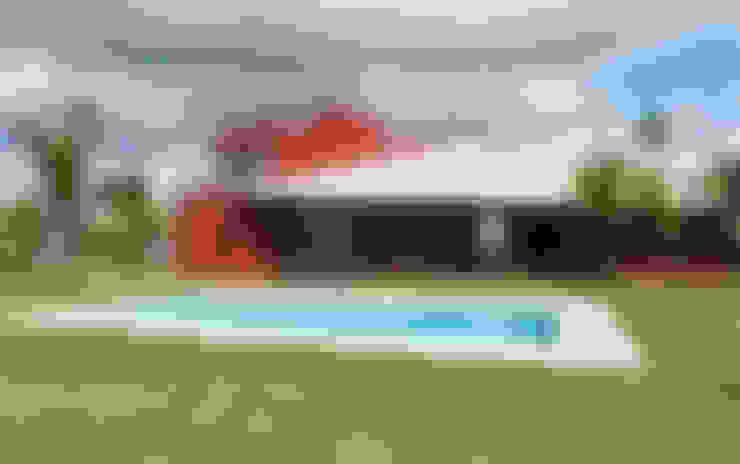 Casa Praia dos Lagos: Casas  por Arquitetura 3