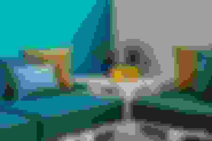Salas / recibidores de estilo  por MARIANGEL COGHLAN