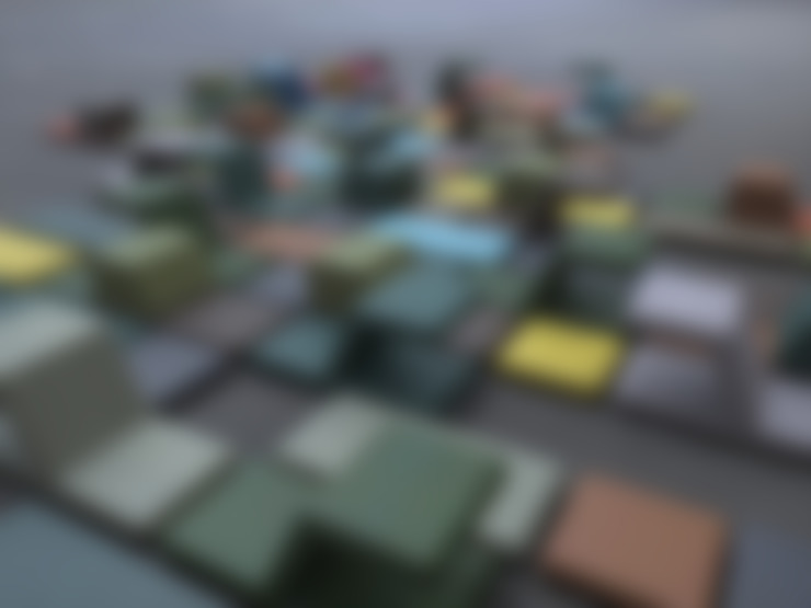 Living room by MVOS