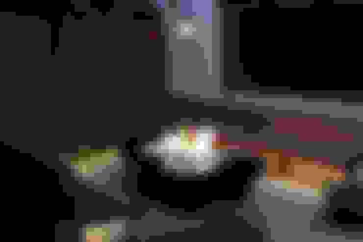 Stealth Boat Fire Table - Southampton:  Garden  by Rivelin