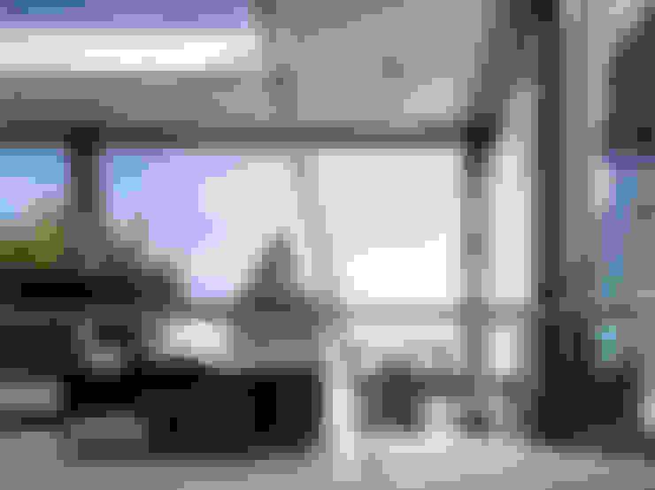 Salas de estilo  por MRP ARCHITETTURE SRL