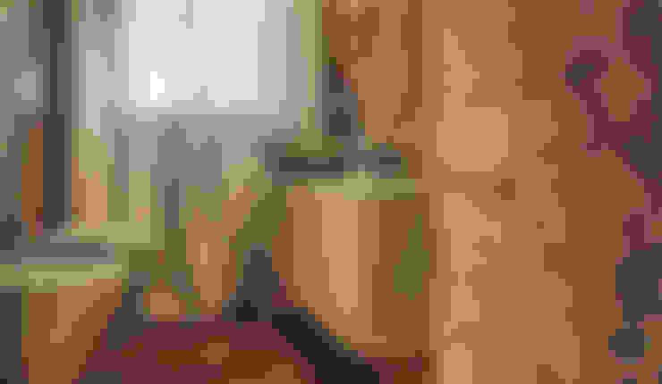 Baños de estilo  de cristina zanni designer