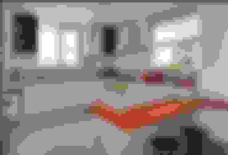 Cobertura Gutierrez: Cozinhas  por Cassio Gontijo Arquitetura e Decoração