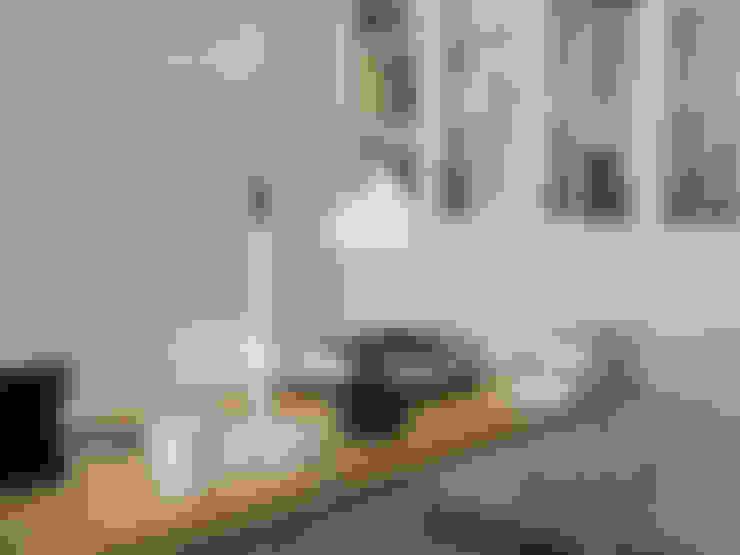 Studeerkamer/kantoor door MUDA Home Design