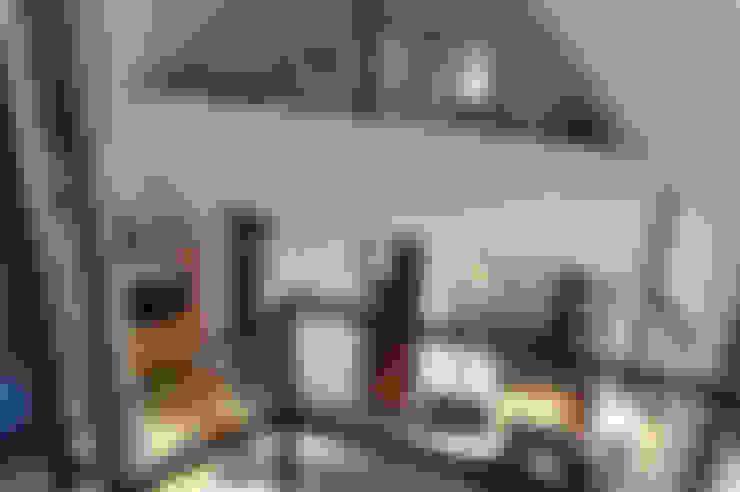JEBENS SCHOOF ARCHITEKTEN:  tarz Oturma Odası