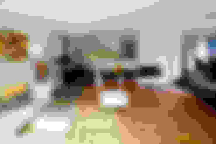 Living room by brügel_eickholt architekten gmbh