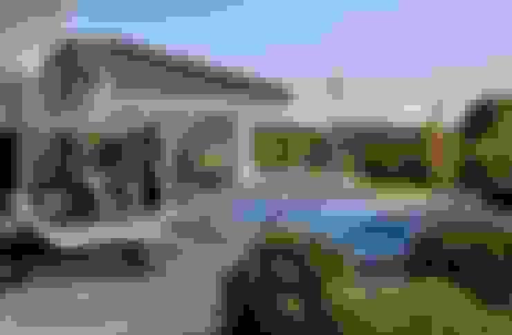 庭院泳池 by Abakon sp. z o.o. spółka komandytowa