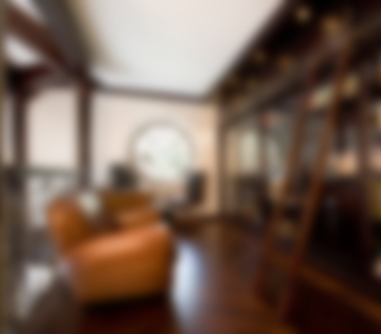 Жилой дом: Рабочие кабинеты в . Автор – Студия дизайна Сергея Кривошеева