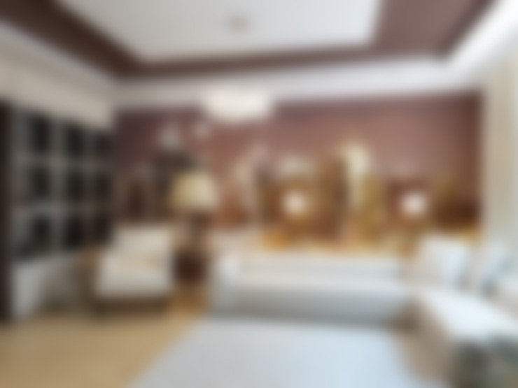 Living room by Студия дизайна Elena-art