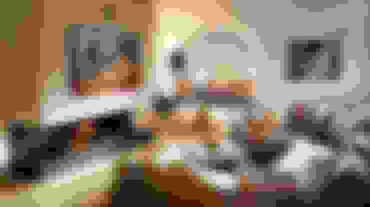 Salas / recibidores de estilo  por TG Studio