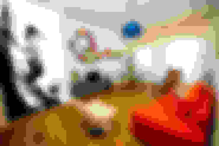 LB Design e Allestimenti:  tarz Oturma Odası