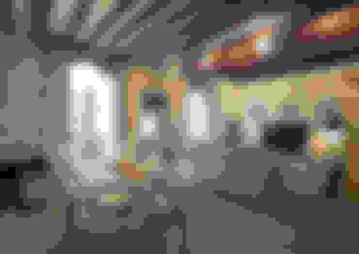 Salas de estar  por Xavier Lemoine Architecture d'Intérieur