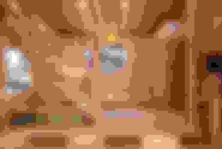 ห้องทานข้าว by 豊田空間デザイン室 一級建築士事務所