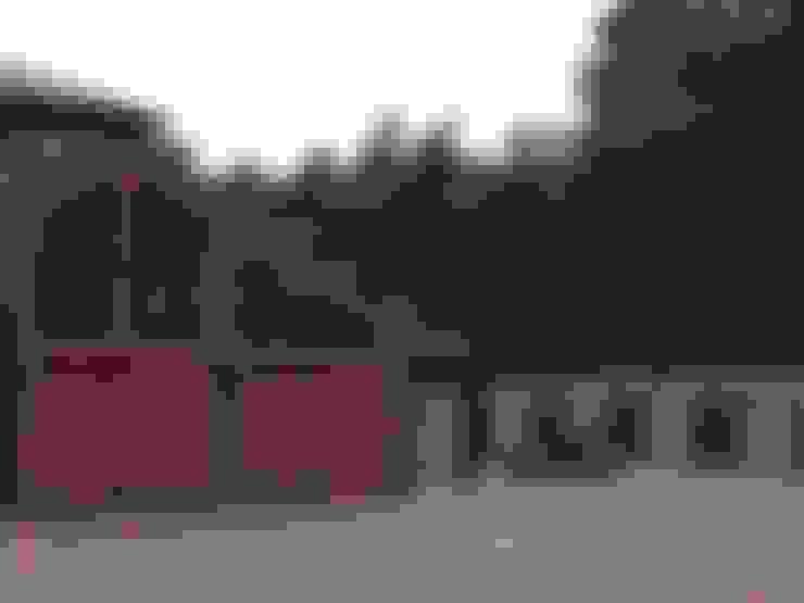 Casas de estilo  por Архитектор Владимир Калашников