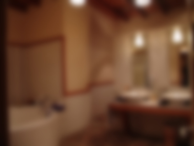 Частный дом 2: Ванные комнаты в . Автор – Архитектор Владимир Калашников