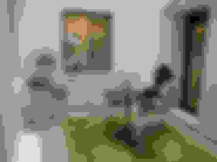 Jardines de estilo  por Rooms de Cocinobra