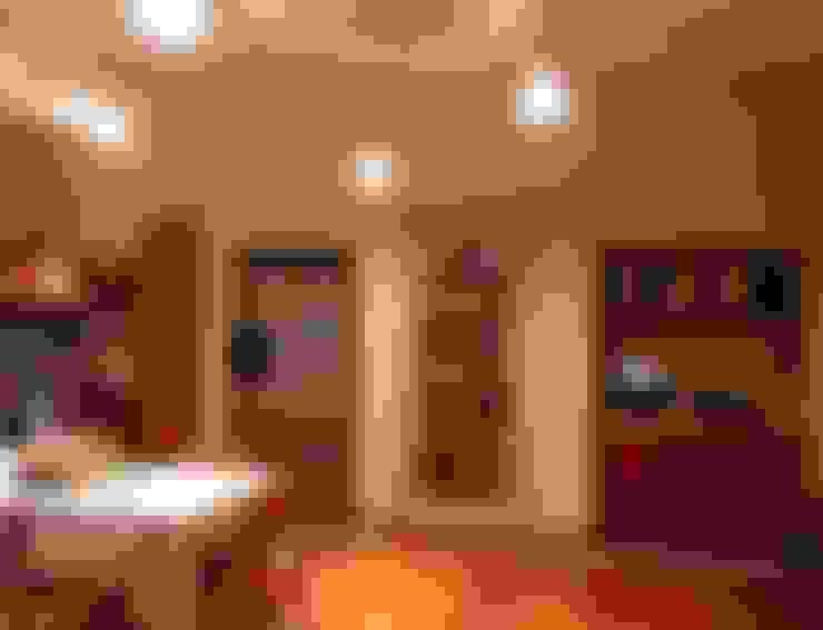 Частный дом 2: Кухни в . Автор – Архитектор Владимир Калашников
