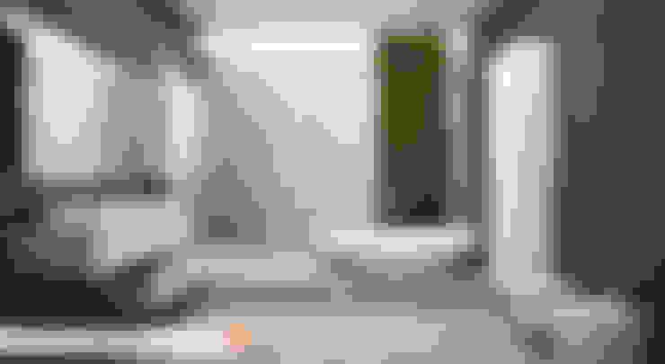 Bathroom: Ванные комнаты в . Автор – VITTA-GROUP