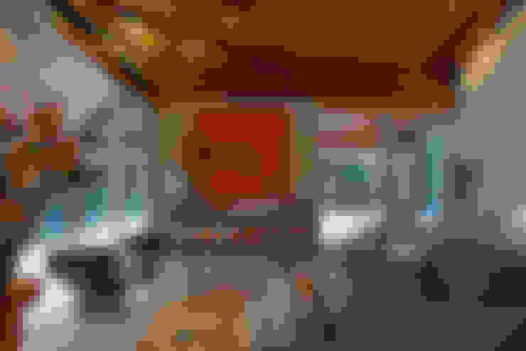غرفة المعيشة تنفيذ Beth Nejm