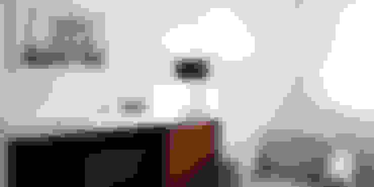 Estudios y despachos de estilo  por T2 Arquitectura & Interiores