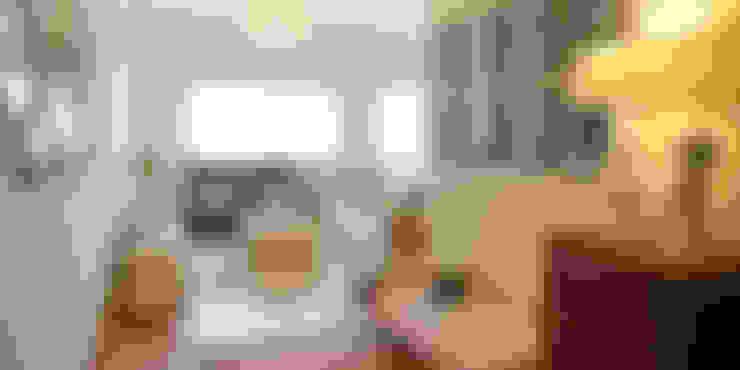 Pasillos y vestíbulos de estilo  por T2 Arquitectura & Interiores