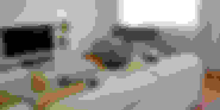 Salas de estilo  por T2 Arquitectura & Interiores