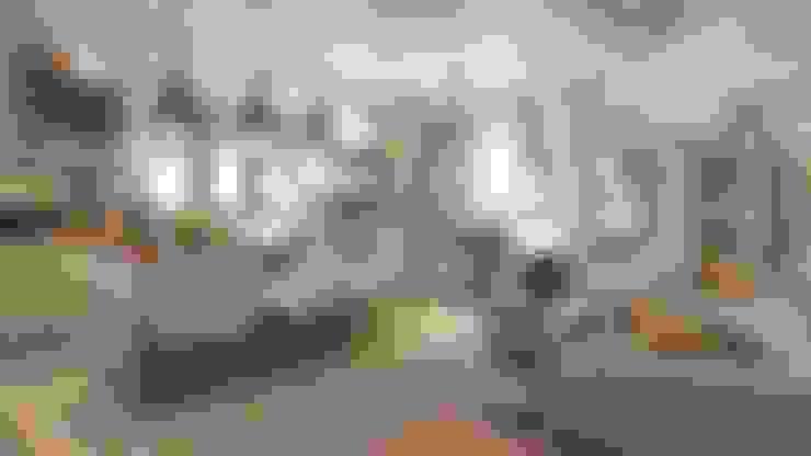 Интерьер/Волгоград/уч.хоз.Горная поляна/51м2: Гостиная в . Автор – Дизайнстудия I M E N N O