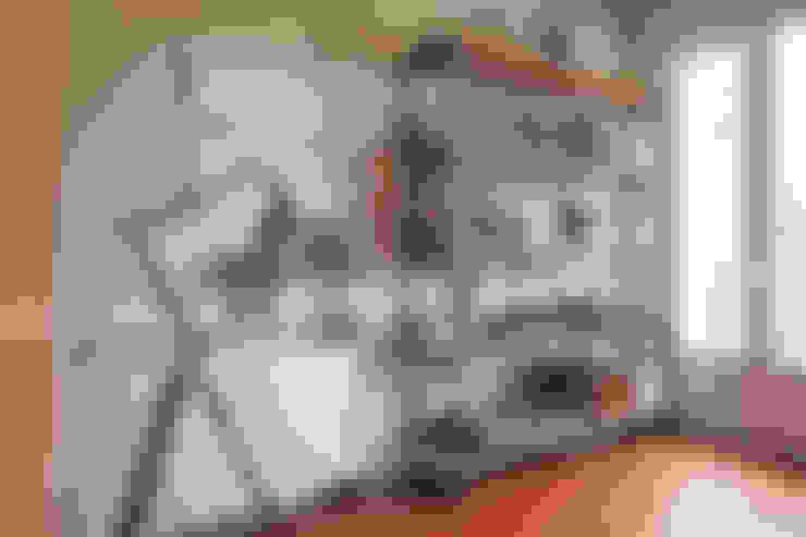 Living room by Vade Studio SC