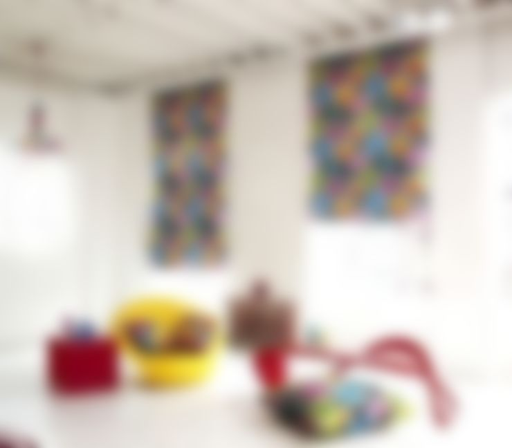 غرفة المعيشة تنفيذ Curtains Made Simple