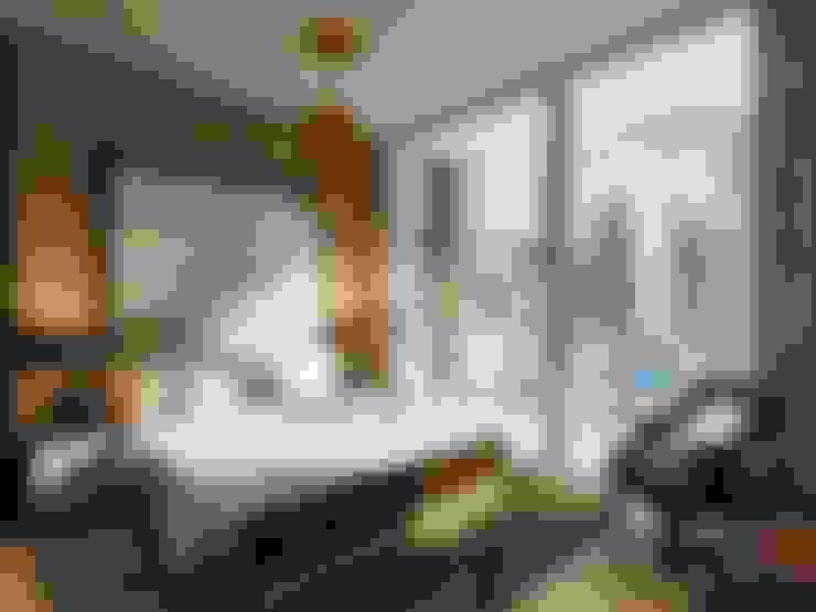 The Residences at Marina Gate, Dubai, by Aedas:  Bedroom by Aedas