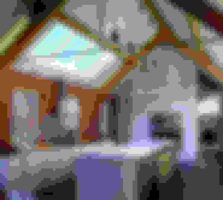 مطبخ تنفيذ Alrewas Architecture Ltd