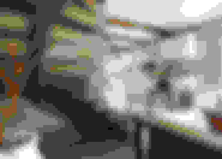 Salones de estilo  de ROAS ARCHITECTURE 3D DESIGN AGENCY