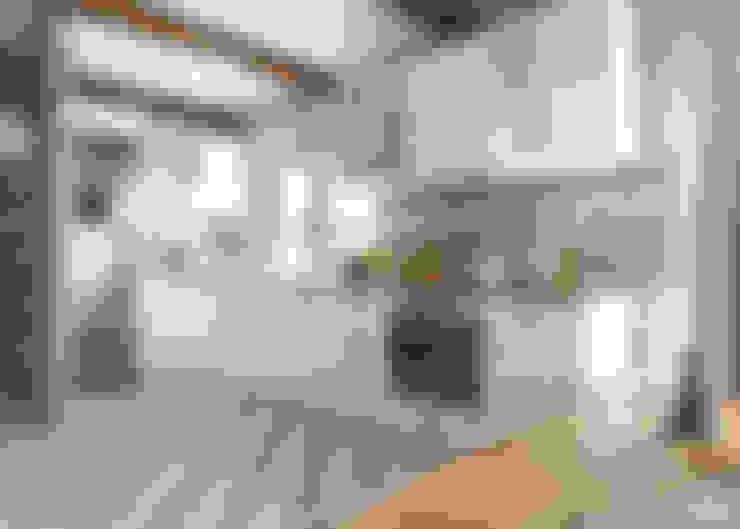 Cozinhas  por ROAS ARCHITECTURE 3D DESIGN AGENCY