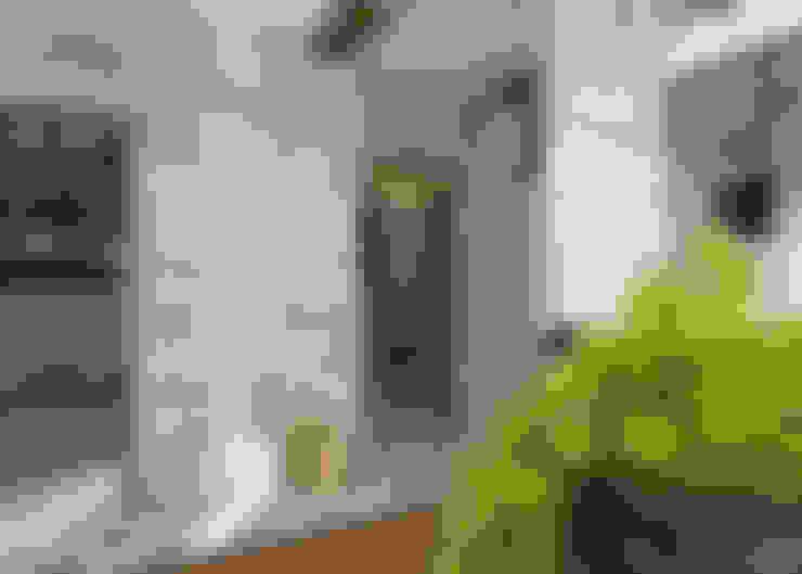 Pasillos y vestíbulos de estilo  de ROAS ARCHITECTURE 3D DESIGN AGENCY