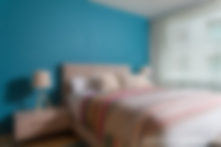 Dormitorios de estilo  por MARIANGEL COGHLAN