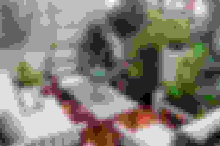 Terrazas  de estilo  por ésverd - jardineria & paisatgisme