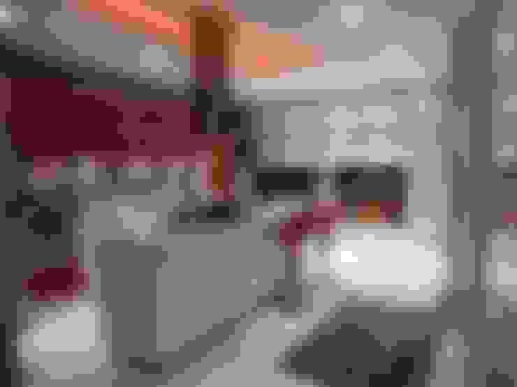 Vizyon Mimarlık ve Dekorasyon – N.A.A EVİ / Uzunköprü - EDİRNE:  tarz Mutfak
