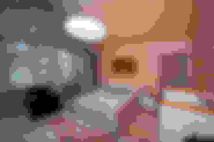 臥室 by Woody-Holzhaus - Kontio