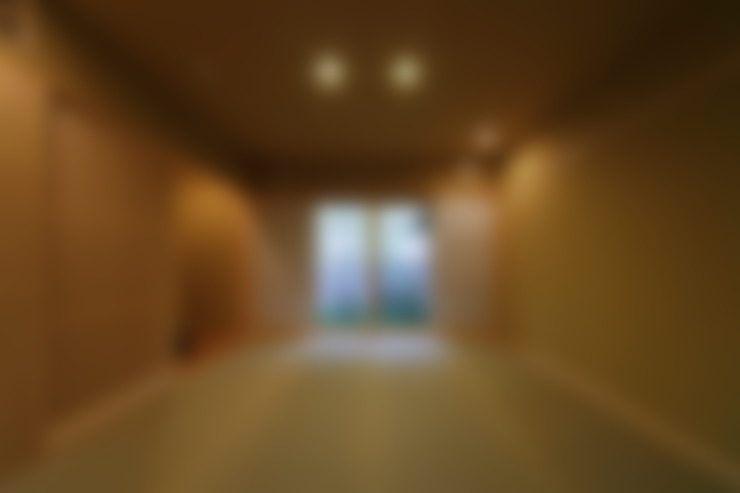 Media room by 長谷雄聖建築設計事務所