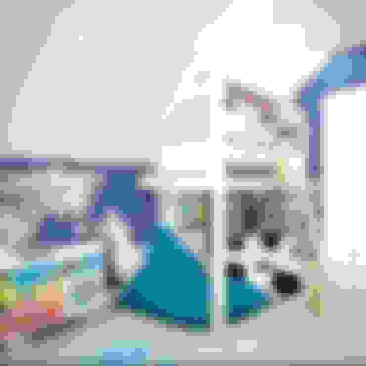 Nursery/kid's room by Burkov Studio