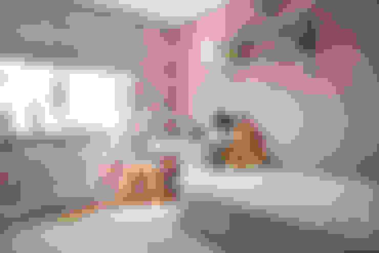 غرفة الاطفال تنفيذ Фотограф Анна Киселева