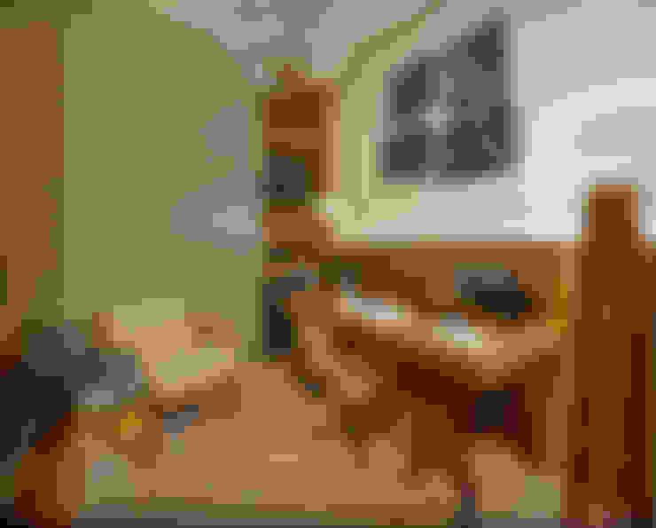 مكتب عمل أو دراسة تنفيذ Ana Paula Carneiro Arquitetura e Interiores